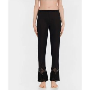 La Perla Quartz Garden Long Pants - Black